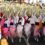 阿波踊り 総踊り今日は開催か。約400年の歴史、阿波踊りの起源ストーリー