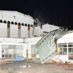 敦賀 教会保育園の屋根吹き飛ぶ!台風観測史上最大風速、被害写真がゴジラ並み