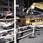 横浜桜木町 バス運転手の顔画像や名前。玉突き事故で7人重軽傷【神奈川中央交通】