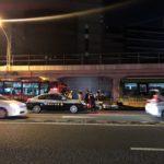 神奈川中央交通 死者20代男性顔画像や名前。玉突き事故1人死亡【横浜中区桜木町】