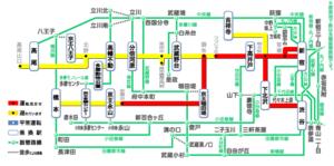 京王線 平均復旧時間、運転再開はいつ?運行状況、振替運転は。堀が倒れ停止