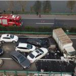 中国トラック暴走運転手の顔画像や経歴!スモッグ目隠しのせい?安徽省阜陽市で18人死亡!