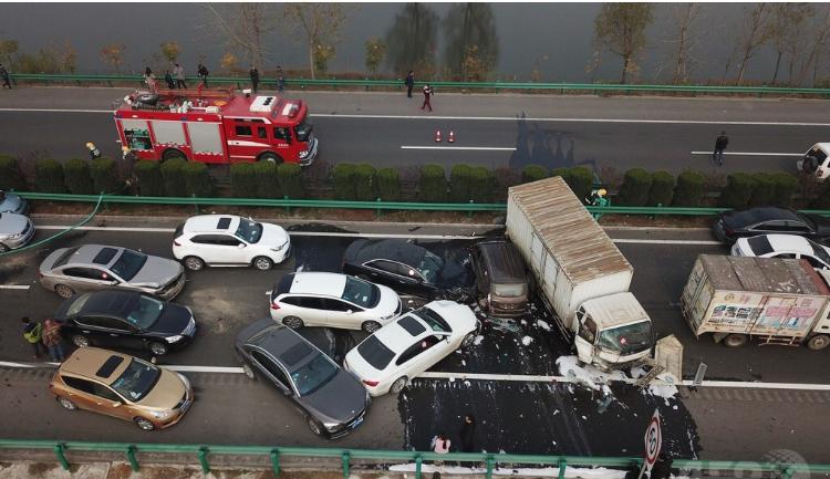 中国トラック暴走運転手の顔画像...