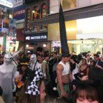 渋谷ハロウィン【世紀末】男2人逮捕で長谷部区長「世も末」!ゴンさんも怒り