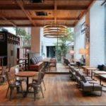 ボッシュ/窪田茂、植松慶一郎のカフェ建築内装設計。渋谷開業きっかけ「過去→未来」